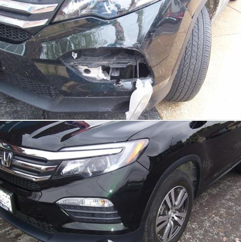 bumper repair in st louis missouri